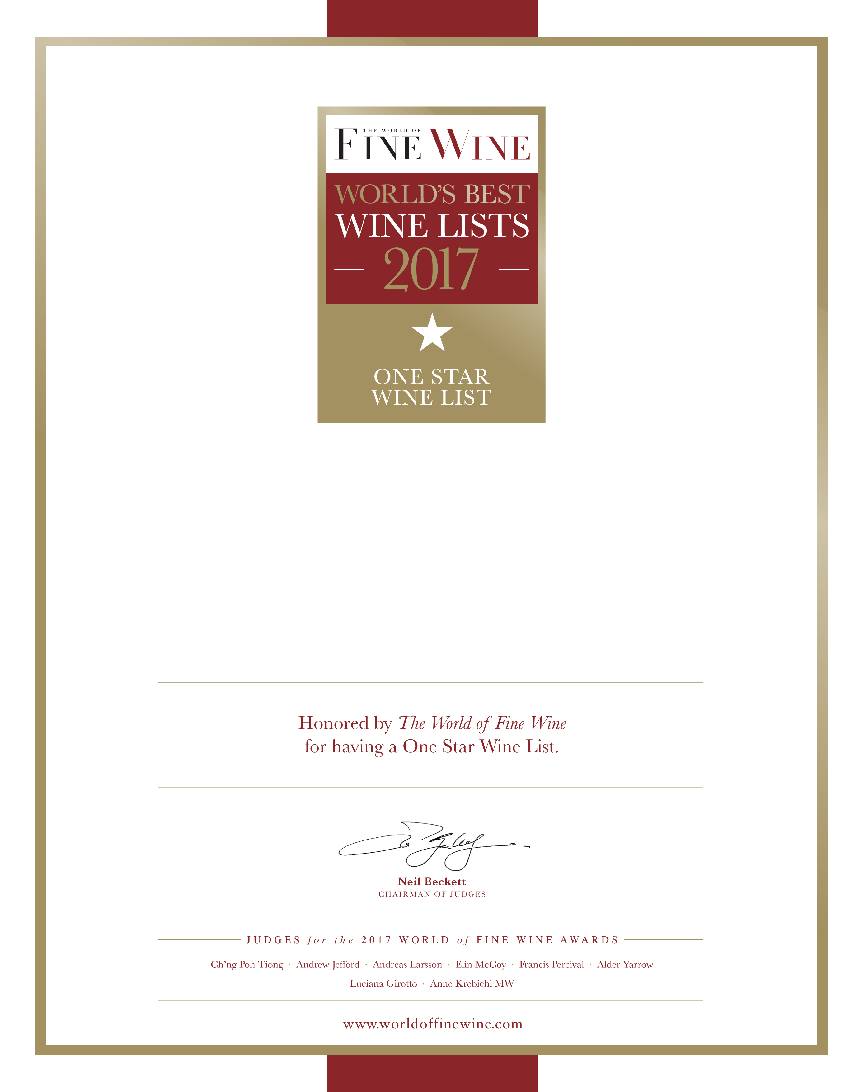 WFW_One_Star_Wine_List_2016_Certificate